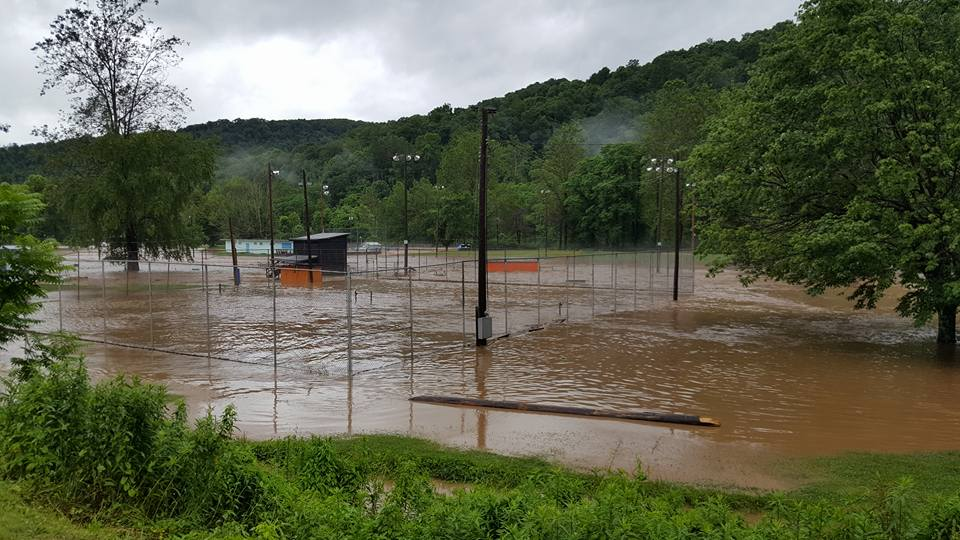 Photo of Richwood City Park from Michelle Forga
