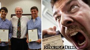 Record Delta Caller